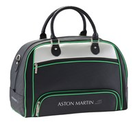 Aston Martin Collection Boston Holdall Bag (Green)
