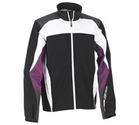 Galvin Green Gore-Tex Bradley Limited Edition Windstopper Jacket 2013 (Black/Purple)