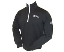 Oscar Jacobson Mens Bradley Tour Jacket 2013 (Black)