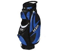 Izzo Golf Breeze DLX Ultra Cart Bag (Blue)