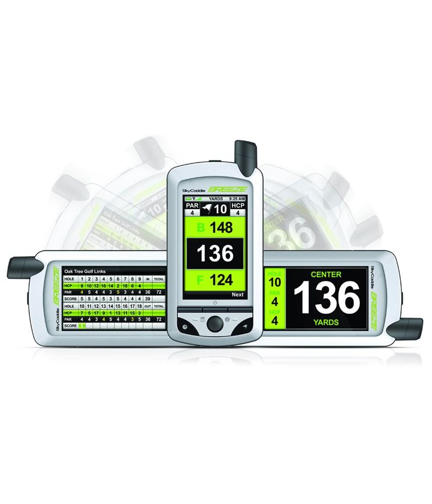 Http Skycaddieonline Com: SkyCaddie Breeze GPS Golf RangeFinder