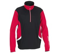 Galvin Green Mens Brett WindStopper Jacket (Black/Electric Red)