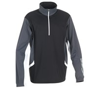 Galvin Green Mens Brett WindStopper Jacket (Black/Gunmetal/White)