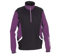 Galvin Green Mens Brett WindStopper Jacket (Black/Purple)
