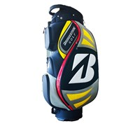 Bridgestone Golf Cart Bag 2014 (Black/Yellow/Red)