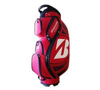 Bridgestone Golf Cart Bag 2014 (Red)