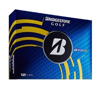 Bridgestone Tour B330 Soft Golf Balls 2014  12 Balls