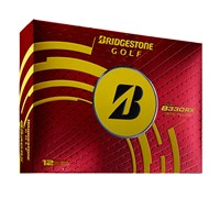 Bridgestone Tour B330 RX Yellow Golf Balls 2014  12 Balls