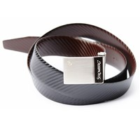 Stromberg Mens Classic Reversible Leather Belt (Black/Brown)