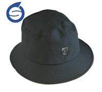 Sunderland Bucket Rain Hat (Black)