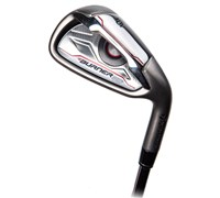 TaylorMade Burner OS Irons 2013  Steel Shaft