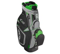 Sun Mountain C130 Cart Bag 2014 (Grey/Black/Lime)