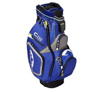 Sun Mountain C130 Cart Bag 2014 (Grey/Royal/Citron)