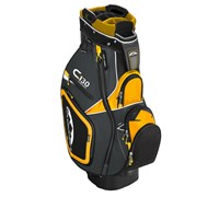 Sun Mountain C130 Cart Bag 2014 (Shadow/Gold/Black)