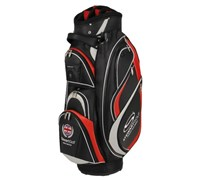 Stewart Golf C3 Cart Bag (Black/Red)