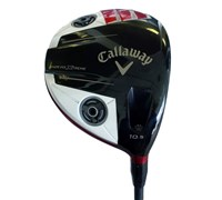 Callaway udesign RAZR Fit Xtreme Driver (Red/White)