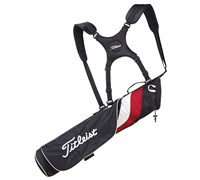 Titleist Pencil Carry Bag 2014 (Black/White/Red)