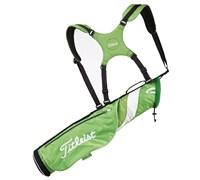 Titleist Pencil Carry Bag 2014 (Lime/White)