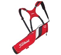 Titleist Pencil Carry Bag 2014 (Red/Black/White)
