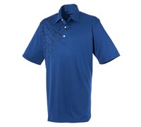 Greg Norman Mens Cascada Jacquard Shirt (Amazon)