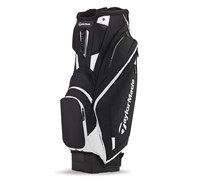 TaylorMade Catalina Cart Bag 2014 (Black/White)