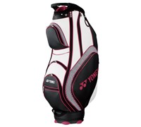 Yonex Ladies Cart Bag 2014 (Black/Magenta)