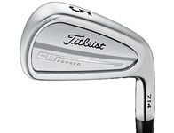 Titleist CB Forged 714 Irons 2014 (Steel Shaft)