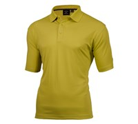 Cutter & Buck Mens Competition Tech Polo Shirt (Lime)