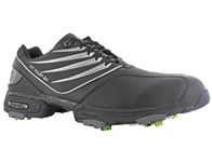 Hi-Tec CDT Power 501 Golf Shoes (Black/Silver)