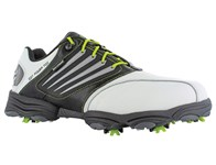 Hi-Tec Mens CDT Power 700 WPI Golf Shoes (White/Black)