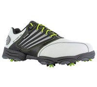 Hi-Tec Mens CDT Power 700 WPI Golf Shoes (White/Black/Black Lizard)