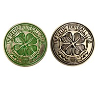 Celtic 2 Sided Ball Marker