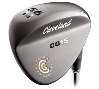 Cleveland CG15 Black Pearl Wedge  Tour Conforming Grooves