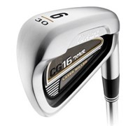 Cleveland CG-16 Tour Satin Chrome Irons  Steel Shaft