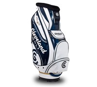 Cleveland Golf Tour Cart Bag 2014 (Blue/White)