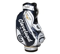 Cleveland Golf Tour Staff Bag 2013 (White/Navy)