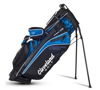 Cleveland Golf Waterproof Stand Bag 2014 (Black/Navy)