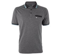 Callaway Mens Verve Golf Polo Shirt 2014 (Heather)