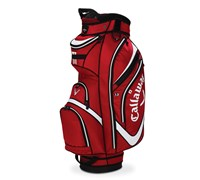 Callaway Golf Chev Organiser Cart Bag 2014 (Red)