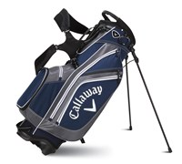 Callaway Golf Chev Stand Bag 2014 (Navy/Charcoal/White)