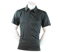Calvin Klein Mens Body Mapping Polo Shirt (Smokey Peat)