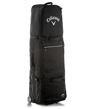 Callaway Golf Classic Flight Travel Cover 2012