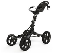 Clicgear 8.0 4-Wheel Trolley Cart 2014 (Charcoal)