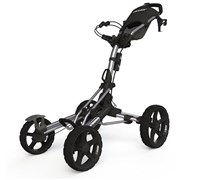 Clicgear 8.0 4-Wheel Trolley Cart 2014 (Silver)