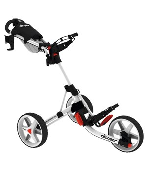 Clicgear 3.0 3-Wheel Trolley Cart 2012