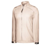 Adidas Mens ClimaProof Storm Full Zip Soft Shell Jacket (Ecru (Cream))