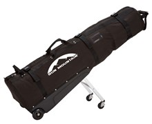 Sun Mountain ClubGlider Journey Wheeled Travel Bag (Black)