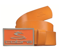 Cobra Enamel Fitted Belt 2014 (Orange)