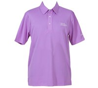 Oscar Jacobson Mens Collin Tour Polo (Purple)