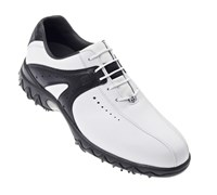 FootJoy Mens Contour Series Golf Shoes (White/Black)